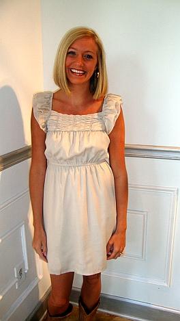 Sweet Like Icing Dress