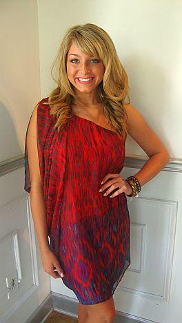 Reigel Ruby Dress