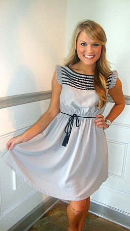 Float The Clouds Dress