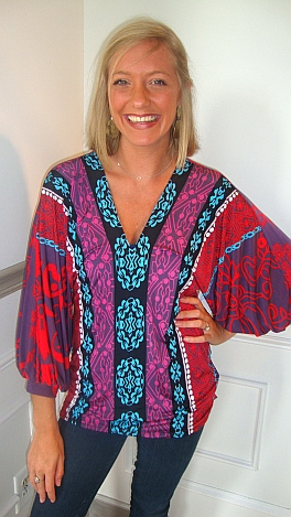 Wish On A Star Tunic