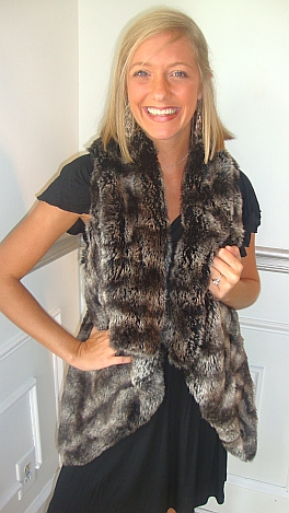 Karlie Fashion Week Vest