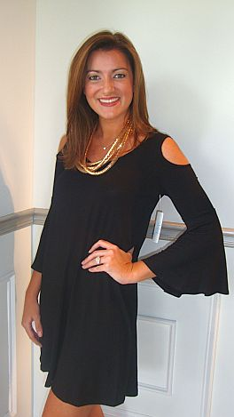Brenda Dress Black