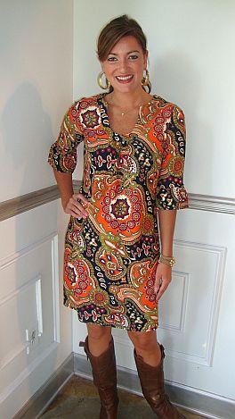 Mosaic Masterpiece Dress