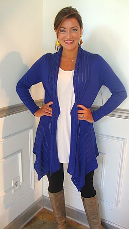 Royal Cashmere Cardigan