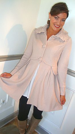 Darling Anya Coat