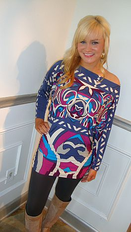 Disco Darling Tunic