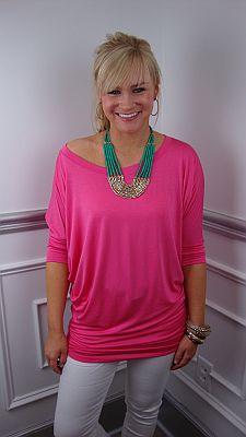 KARLIE Fundamental Top, Pink