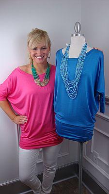KARLIE Fundamental Top, Blue