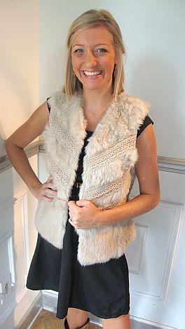 Show Stopper Fur Vest