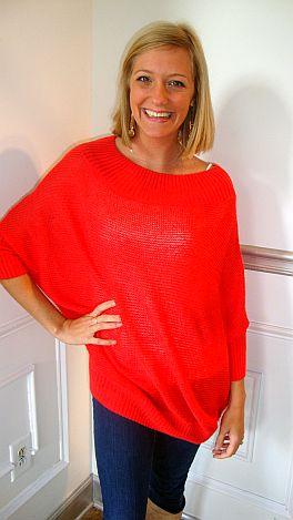 Mango Mama Sweater