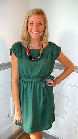 Tavern On The Green Dress