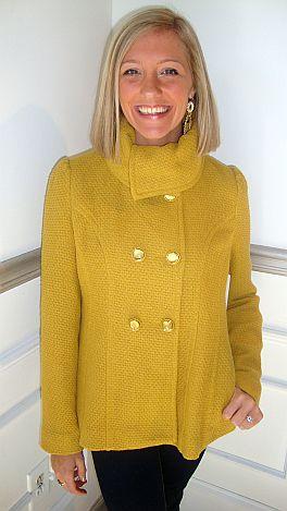 The Ava Gardner Coat