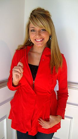 Red Riding Hood Jacket