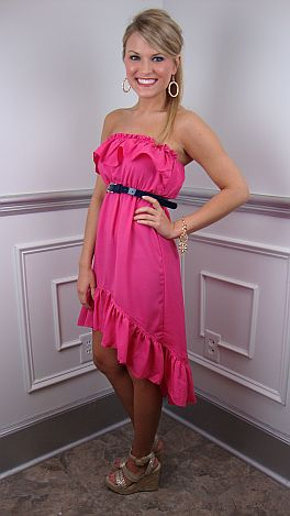 Cotton Candy Dream Dress
