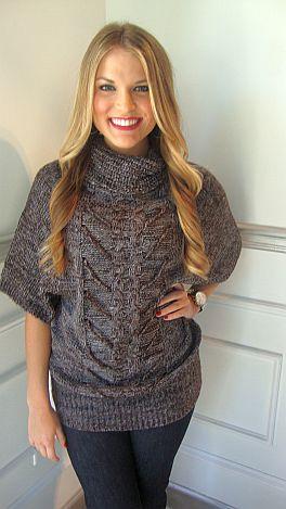Coffee Date Sweater