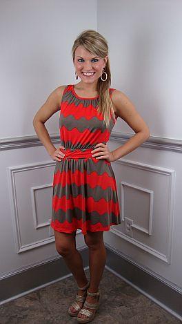 Caliente Dress
