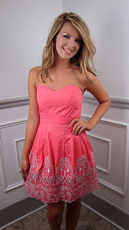 Sweet Sarah B Dress