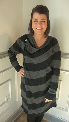 The April Sweater Tunic