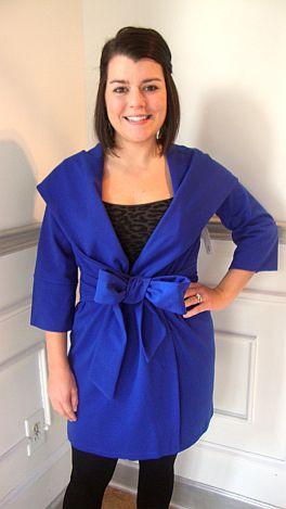 True Lovin' Jacket Long Blue