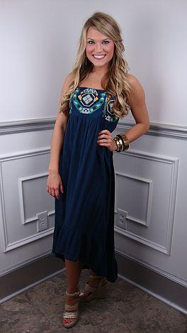 Good Crosspoint Dress