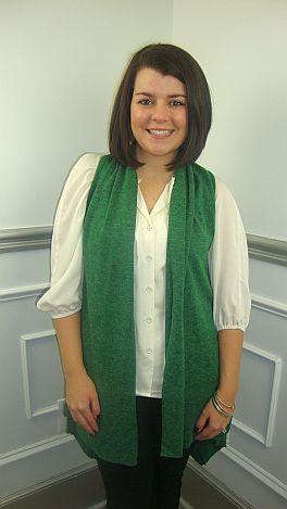 Fully In-Vest-Ed, Green