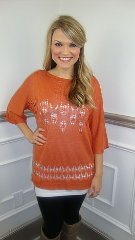 Lust For Rust Top
