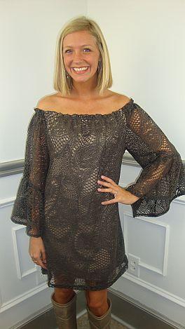KARLIE Lacey Days Dress