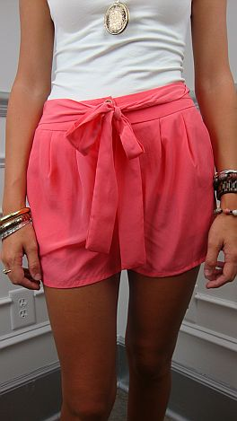 My Beloved Shorts, Coral