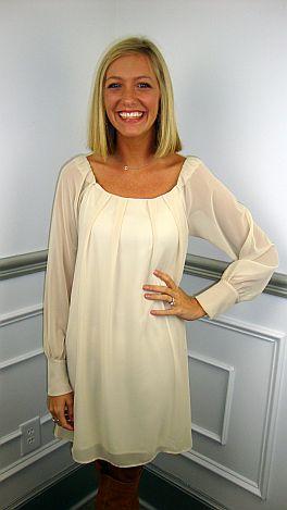 Gwyneth Dress Ivory