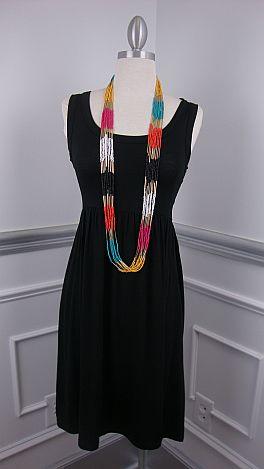 The Blue Door Knit Dress, Black