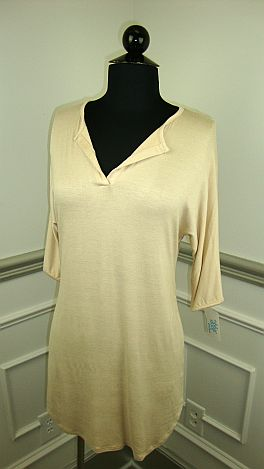 Find Me A Winner Tunic, Ivory