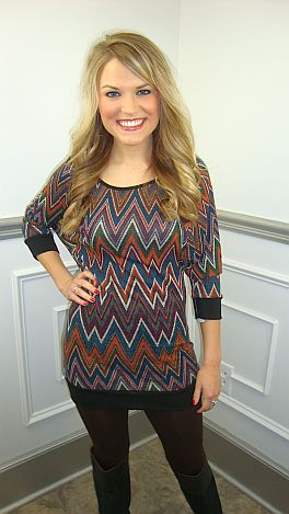 Nuts And Bolts Tunic