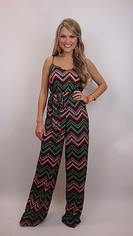 Incan For More Jumpsuit