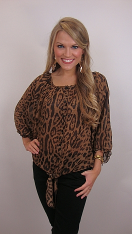 Wildly In Love Top