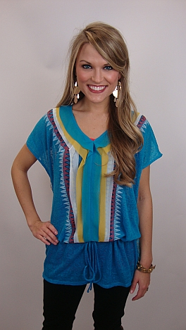 Young & Free Tunic