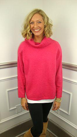 Fuchsiamania Sweater