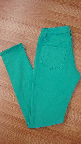 KARLIE Mint Jeans