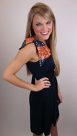 Judith March On The Plains Bow-tie Dress