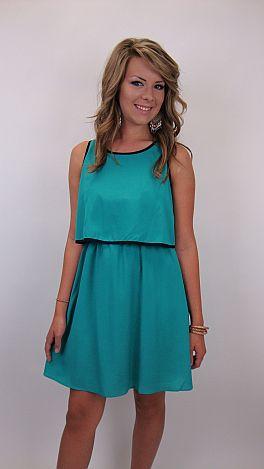 In A Rush Dress, Jade