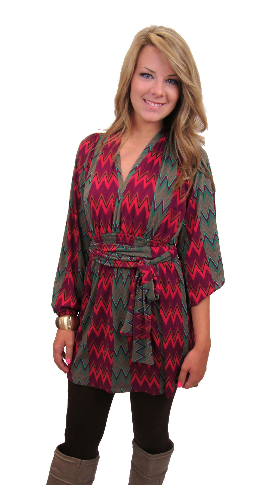 Audrey Tie Waist Dress