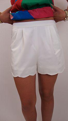 Pretty In Pearl Shorts