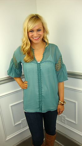 Cheery-Os Blouse