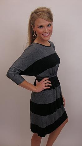 Back to Basics Dress, Black
