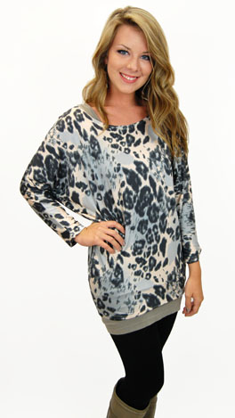 Hear Me Roar Tunic