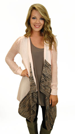 Every Rose Has It's Thorn Cardigan