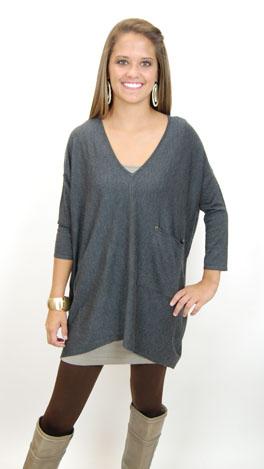 Coal Miner Sweater