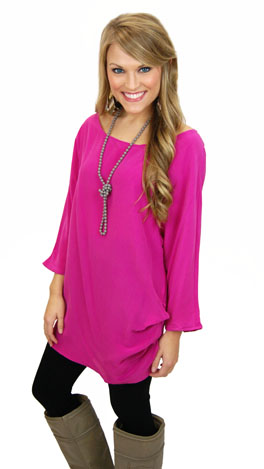 Bel Aire Tunic