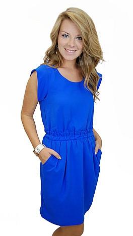 Sabrina Says Dress