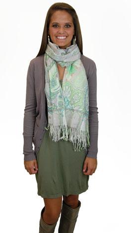 So Soft Dress, Moss