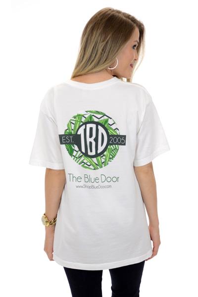 The Blue Door Boutique Birthday Tee